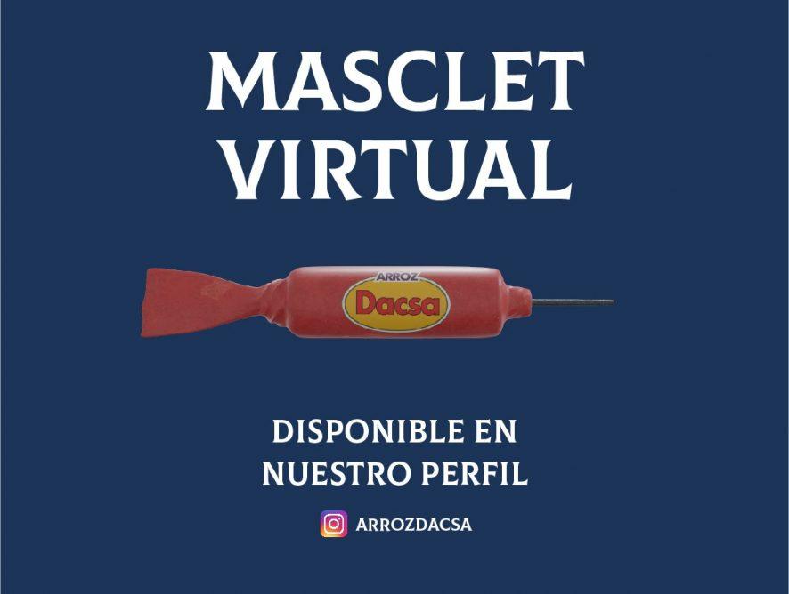 "Agencia Kids crea para Arroz Dacsa: ""el Masclet virtual"""
