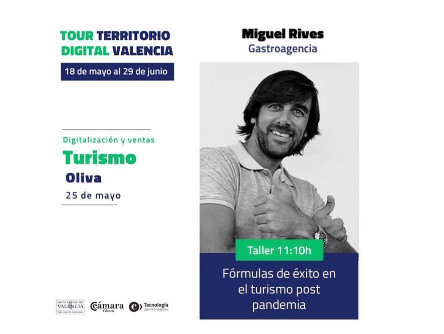 Tour Territorio Digital Valencia