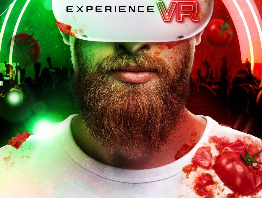 Nace La Tomatina VR Experience