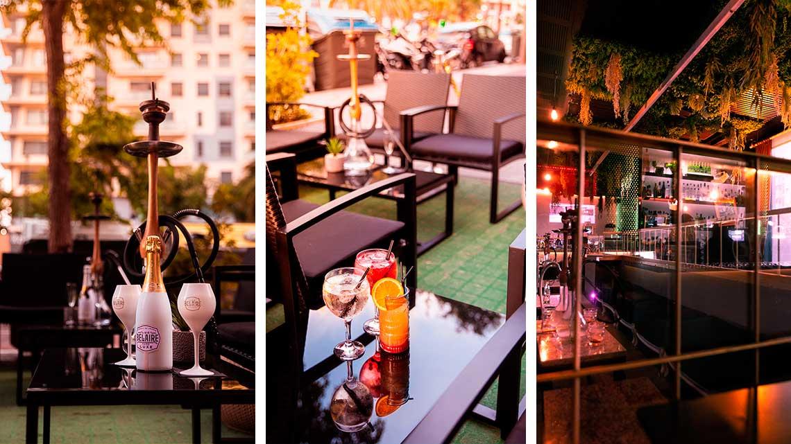 Terraza y Pub Brokers Valencia
