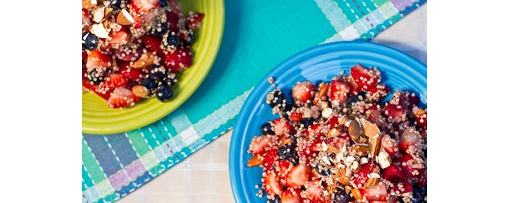 quinoa-con-frutas